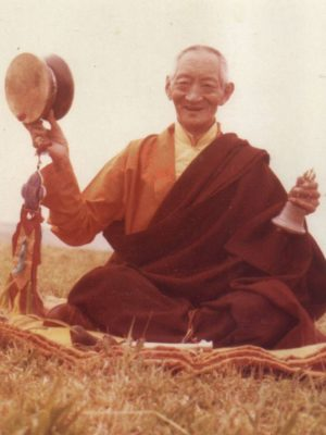 Founding Spiritual Head: His Eminence Dorje Chang Kalu Rinpoche