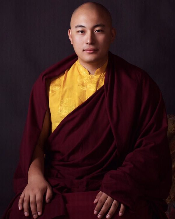 Spiritual Head: His Eminence the 2nd Kalu Rinpoche