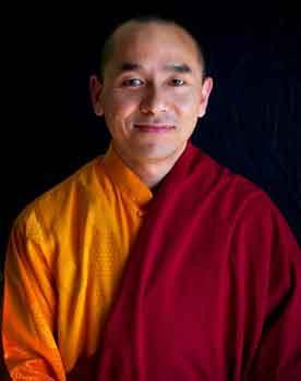 KKC Resident Spiritual Teacher: Lama Tenzin