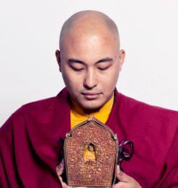 Kalu Rinpoche Teaches on Zoom